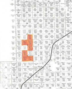 Pasture Land RM 464 Leask, Sk