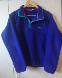 Vintage Patagonia Synchilla made in Canada