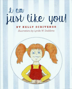 """""""I am Just Like You"""" by Kelly Scrivener"""