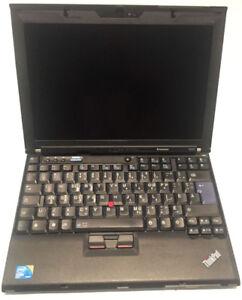 Lenovo Portable X201 Intel Core i5, 12po, 4GO Mem, 250GO HD, Cam