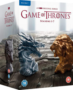 Game of Thrones: The Complete Seasons 1-7 (Blue-Ray + Digital)