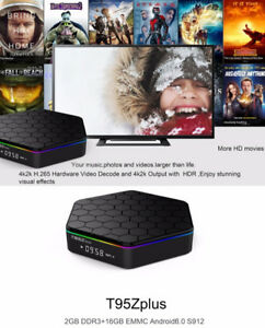 Programmed android TV boxes