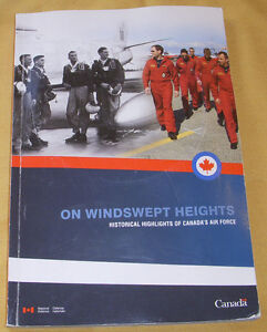ON WINDSWEPT HEIGHTS-Highlights Canada' Air Force