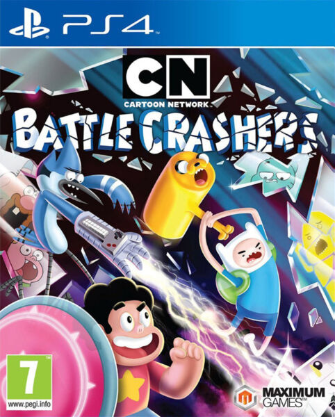 PS4 / Xbox One Cartoon Network Battle Crashers *brand new*