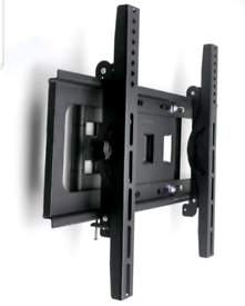 Universal tilt swivel tv wall mount.
