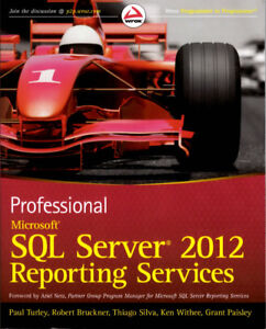 Book - SQL Server 2012 Reporting Services by Paul Turkey