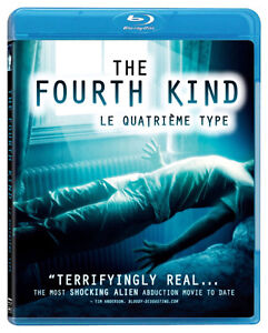 The Fourth Kind-Blu-Ray-Excellent condition