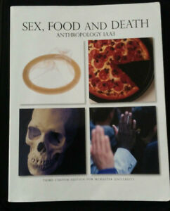 Sex, Food and Death: Anthropology 1AA3