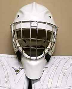 Almost New Goalie Helmet