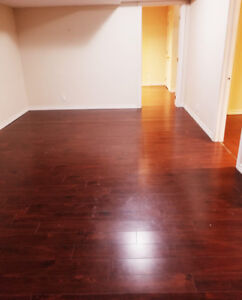 2 BEDROOM BASEMENT APT FOR RENT- BOVAIRD/ CHINGUACOUSY