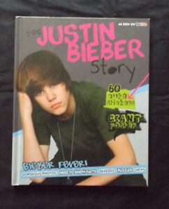 Justin Bieber Book + Shawn Mendes & 5 Seconds of Summer Posters