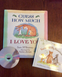 """""""Guess How Much I Love You"""" Bundle- 2 books, DVD & Activity Pack"""