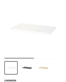 IKEA LINNMON White Table Top