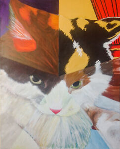 Pet Portraits, Painted,Pencil drawings, or digitally illustrated