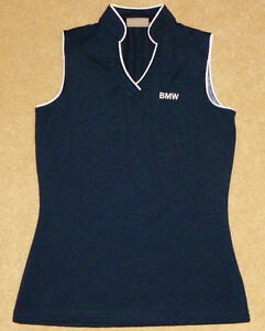 BMW Sleeveless Top - Size Small (New without Tags)