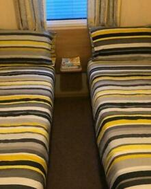 WOW CHEAP STATIC CARAVAN NORTH WALES/ 35 X 12FT DOUBLE GLAZED/ £2,400 SITE FEES