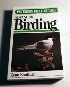 Peterson Field Guide: Advanced Birding