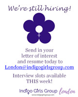 SEEKING VOLUNTEERS for Indigo Girls Group London