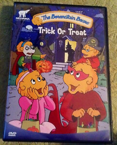 The Berenstain Bears Trick or Treat DVD