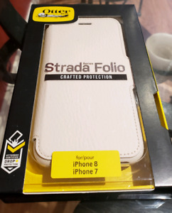 Starada Folio series otterbox case - fits iPhone 7 and iPhone 8