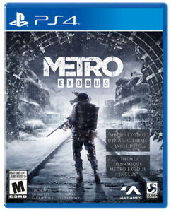 METRO EXODUS day one edition @  GAME HOARD