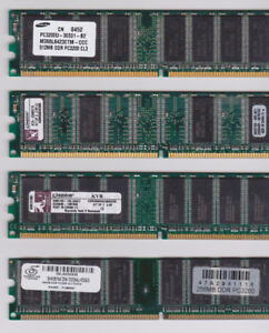 PC3200 DDR 400mhz Memory
