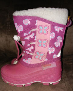 Girl's Toddler Winter Boots - Size 6