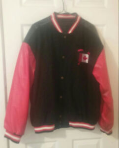 Hockey Canada Varsity Jacket