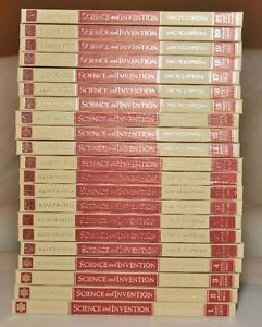 Science and Invention Encyclopedia (21 volumes)