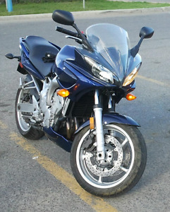 Yamaha FZ6 in mint condition