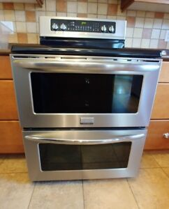 Double Oven Stove for Sale