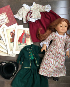 Pleasant Company Felicity Doll Lot American Girl