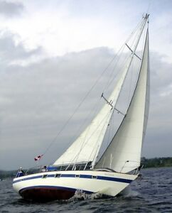 Cruising 40 foot Sail Boat for sale -$30,000