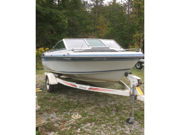 Used 1988 Cadorette Elite 166