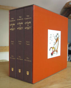 The Complete Calvin and Hobbes Hardcover – Box set