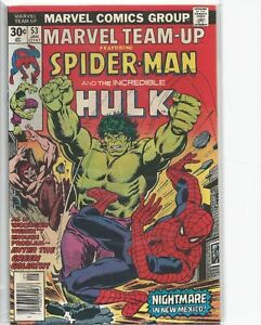 Marvel Team Up #53