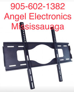 TV WALL MOUNT 30 TO 75  ONLY $10 @ ANGEL ELECTRONICS MISSISSAUGA