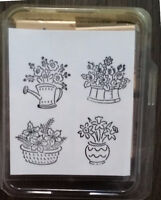 Stampin Up - Bitty Bouquets