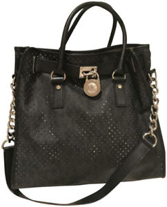 Marc Jacobs Authentic Hamilton Tote ( Perforated)