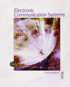 Electronic Communication Systems (2nd edition) - hardcover