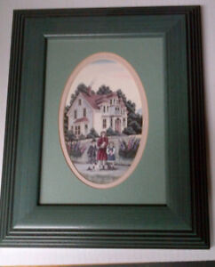 2 Catherine Karnes Munn Framed Prints - 9 3/4 by 7 3/4