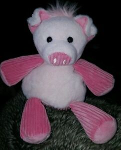 "Scentsy Buddy baby Penny Pig plush pink 9"" tall--- Discontinued"