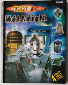 DR WHO Model Making Kit