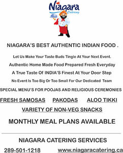 FOOD CATERING & TIFFIN SERVICES