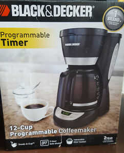 BRAND NEW COFFEE MAKERS & KETTLES! Still in the box!!