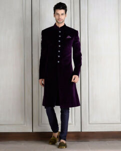 Custom made Sherwani from $160 and up. vest from 55 and up