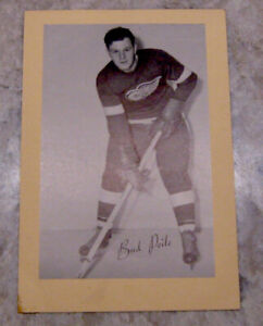 1944-64 Group 2 Bee Hive Photos Detroit Red Wings Howe Sawchuck