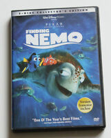 Finding Nemo - 2 DVD Collector's Edition, Bilingual (Fr & Eng)