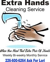 Detailed House / Office Cleaning $20. per hr minimum 3 hrs.