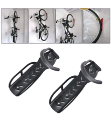 Bicycle Holders Home Storage Rack Wall Mounted Hanger Hook 2 PCS